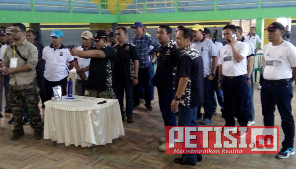 Jaring Atlet, Perbakin Gelar Kejuaran Menembak Piala Kapolres Jombang