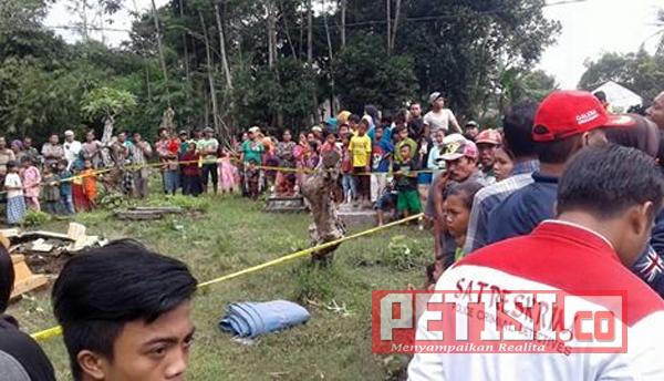 Diduga Mayat Bayi, Polisi Bongkar Kembali Kuburan di Randuagung