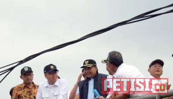 BBWS Brantas Nggedabrus, Warga 4 Desa di Bangil Menjerit