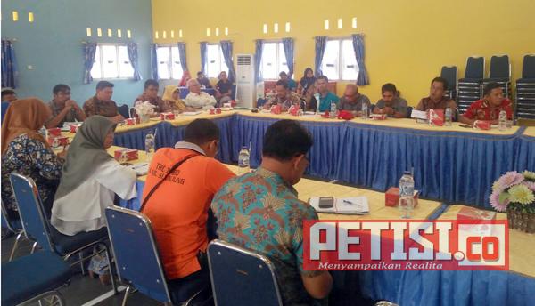Pembukaan Rakor TNI Manunggal Membangun Desa di Sijunjung