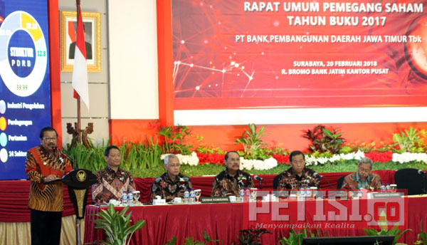 Bank Jatim  Harus  Mampu Jadi Regional Champion Bank