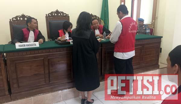 JPU Dan Hakim Diduga Sembunyikan Agenda Sidang  Terdakwa Narkoba