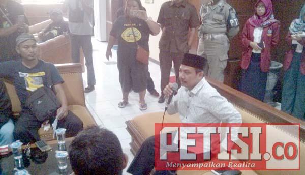 Ratusan PK-5 Ponorogo Kembali Datangi Dewan