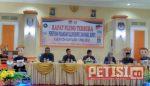 KPUD Banyuasin Tetapkan Paslon Bupati dan Wakil Bupati Banyuasin 2018