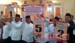 Resmi  Ditetapkan Nomor Urut Paslon di Pilkada Banyuasin