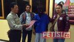 Tim Panther Polres Bojonegoro Amankan Pelaku Curat