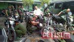 Tim Harpal Denpal Surakarta Perbaiki Kendaraan Dinas Kodim Boyolali