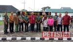 Kodim Boyolali Kunjungi SP3T Korem 082/CPYJ Unit Jombang