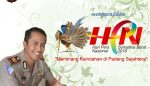 Kasat Lantas Polres Pasuruan Mengucapkan Selamat Hari Pers Nasional 2018
