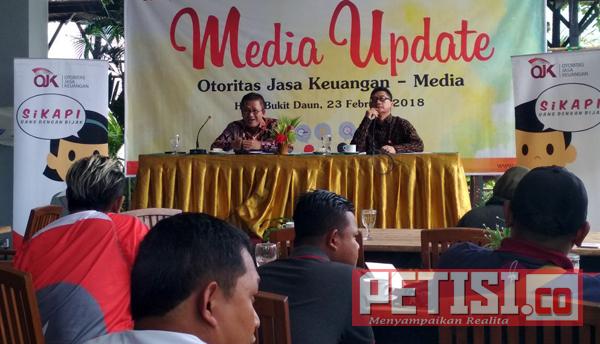 OJK Tangani Sistem Informasi Debitur Gantikan Bank Indonesia