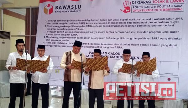 Satgas Cyber Polda Jatim Awasi Tim Pemenangan Paslon Bupati/Wakil Bupati Madiun