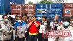Penanganan Kasus Limbah B3 Asal Korsel  'Mandek' di Polda Jatim