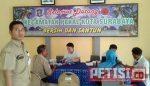 Dinas Sosial Gandeng PMI Surabaya Adakan Kegiatan Donor Darah di Pakal