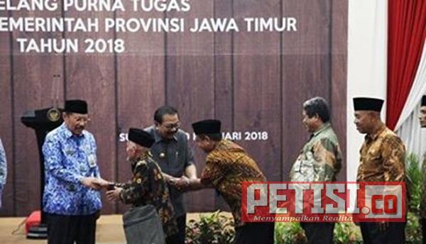 2.202  ASN Pemprov Jatim Purna Tugas Tahun 2018