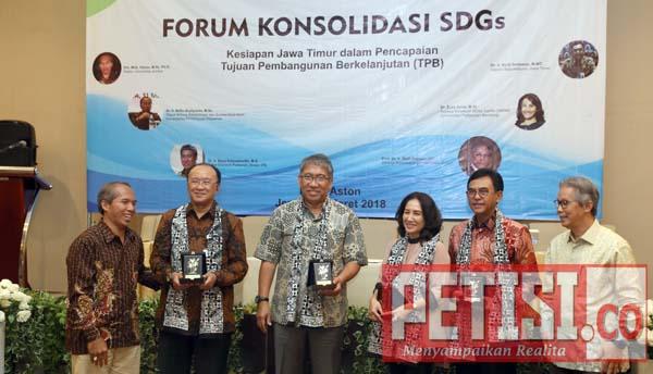Institusi Pendidikan Menyukseskan Pelaksanaan SDGs