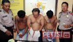 Polsek Ngoro Jombang Ringkus Tiga Pengguna Narkoba