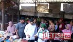 Gus Ipul Blusukan ke Pasar Kedungmaling Sooko Mojokerto