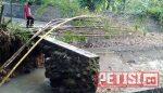 Dam Tiron Jebol, Persawahan Dua Desa Terancam Kekeringan