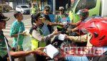Polsek Simokerto Bersama Tiga Pilar Gelar Operasi Keselamatan Semeru 2018