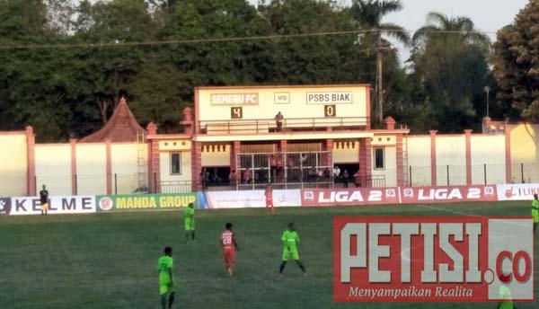 Semeru FC hajar PSBS 4-1