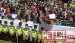 Ribuan Massa AMPT Goyang Bupati Ipong