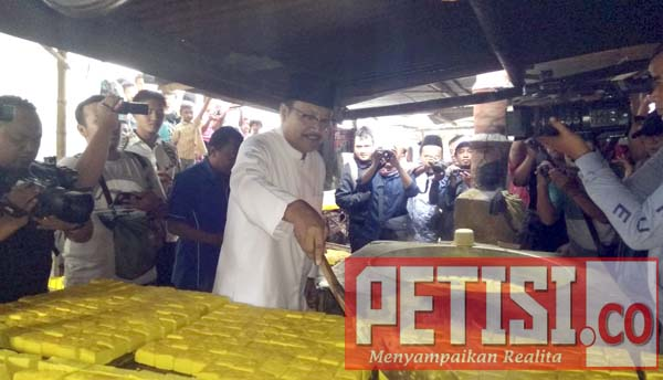 Gus Ipul Janji Perbaiki Kualitas Kedelai di Jawa Timur