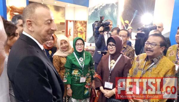 Jatim Mewakili Indonesia di Pameran AITF 2018