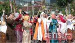 Peringati Hari Kartini, Wali Kota Batu Ajak Semua Undangan Senam Mamire