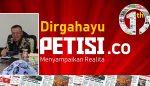 Plt Bupati Lumajang Dr. Buntaran Suprianto mengucapkan selamat HUT ke 1 PETISI