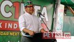 Targetkan Seribu  Posko, Cak Imin Resmikan Posko Cinta di Jember