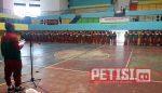 Bupati Kuansing Mursini Lepas Kontingen Pekan Olahraga Pelajar Daerah Riau XIV 2018