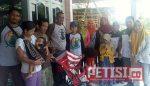 Komunitas Semut Peduli Berbagi,  Beri Bantuan Kepada Amy Penderita Kelainan Usus