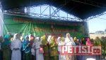Khofifah Hadiri Peringatan Isra Miraj di Mojokerto