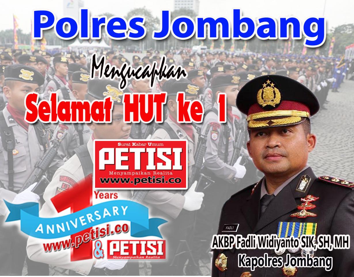 Kapolres Jombang AKBP Fadli Widiyanto SIK, SH, MH