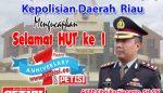Kapolres Kuansing AKBP Fibri Karpiananto SH SIK