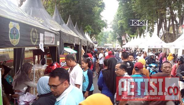 Pemkab Bondowoso Buka Bazar Ramadan dan Kuliner