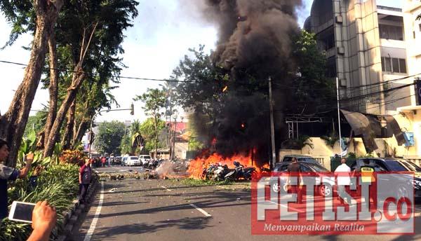 Pelaku Teror Bom Surabaya Diduga Satu Keluarga