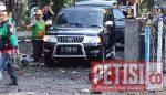 Kota Surabaya Diteror Tiga Bom