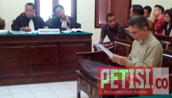 Kemplang Milliaran Dana Haji, Dirut PT Global Access Ngaku Tak Bersalah