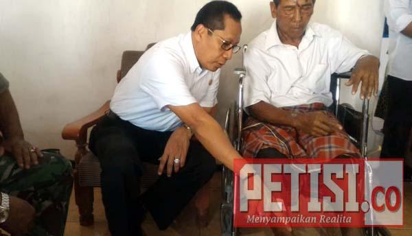 Pjs Bupati Jombang Kunjungi Korban Bom Gereja Surabaya