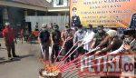 Polresta Kediri Komitmen Perangi Peredaran Miras