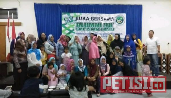 Alumni 98 SMP Islam 01 Batu Jalin Ukuah Islamiah