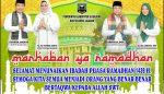 Marhaban ya Ramadhan Pemkab Sijunjung