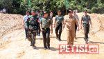 TNI Manunggal Membangun Desa ke 101 Wlayah Kodim 0310/SS Berakhir