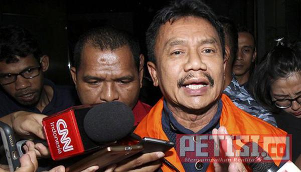 Bupati Jombang Non Aktif Segera Jalani Sidang Perdana