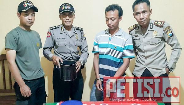 Polsek Bandarkedung Mulyo Tangkap Pelaku Judi Dadu