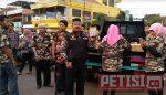 Wujudkan Generasi Pejuang di Bulan Ramadhan, FKPPI Kota Batu Bagikan Takjil