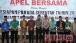 Apel Kesiapan Pilgub dan Pilkada Serentak di Kabupaten Bondowoso