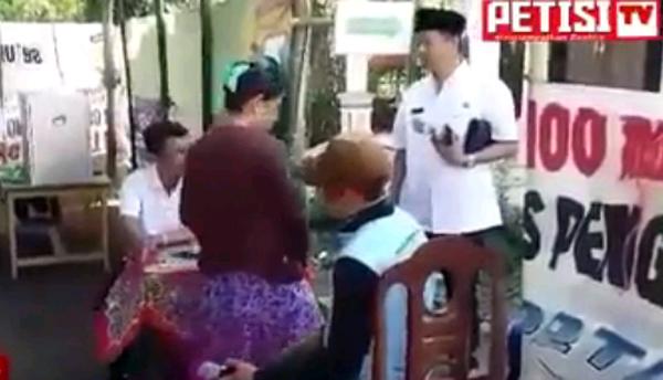 VIDEO : Pencoblosan di TPS1 Desa Kladi Kec Cermee Bondowoso