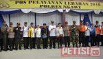 Pakde Karwo bersama Kapolda dan Pangdam Siap Amankan Mudik Lebaran 2018
